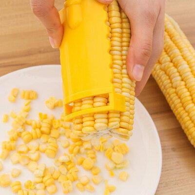 【WaBao】手動不鏽鋼玉米粒分離器 玉米刨粒器 109779