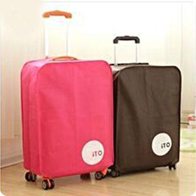 【WaBao】加厚行李箱防塵套 防污保護套 (20吋) Z06078