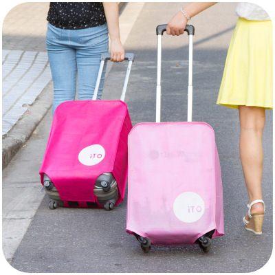 【WaBao】加厚行李箱防塵套 防污保護套 (24吋) Z06078-1