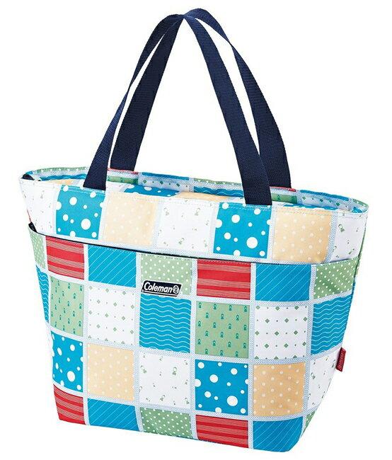 【鄉野情戶外用品店】 Coleman |美國| 保冷手提袋/野餐保冷袋 便當袋 購物袋-薄荷藍/CM-27223M000 【容量25L】
