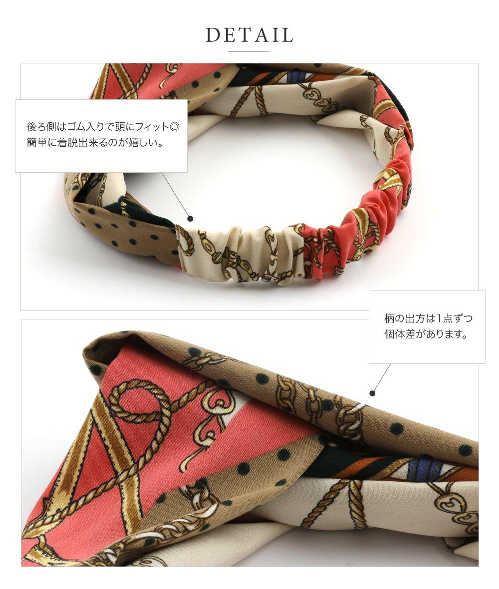 日本CREAM DOT  / 個性復古髮帶   /  k00332  /  日本必買 日本樂天直送(1290) 6