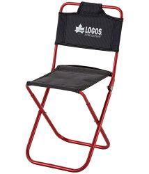 【鄉野情戶外用品店】 LOGOS  日本   俠客行野營椅/折疊椅 休閒椅-紅/LG73160277