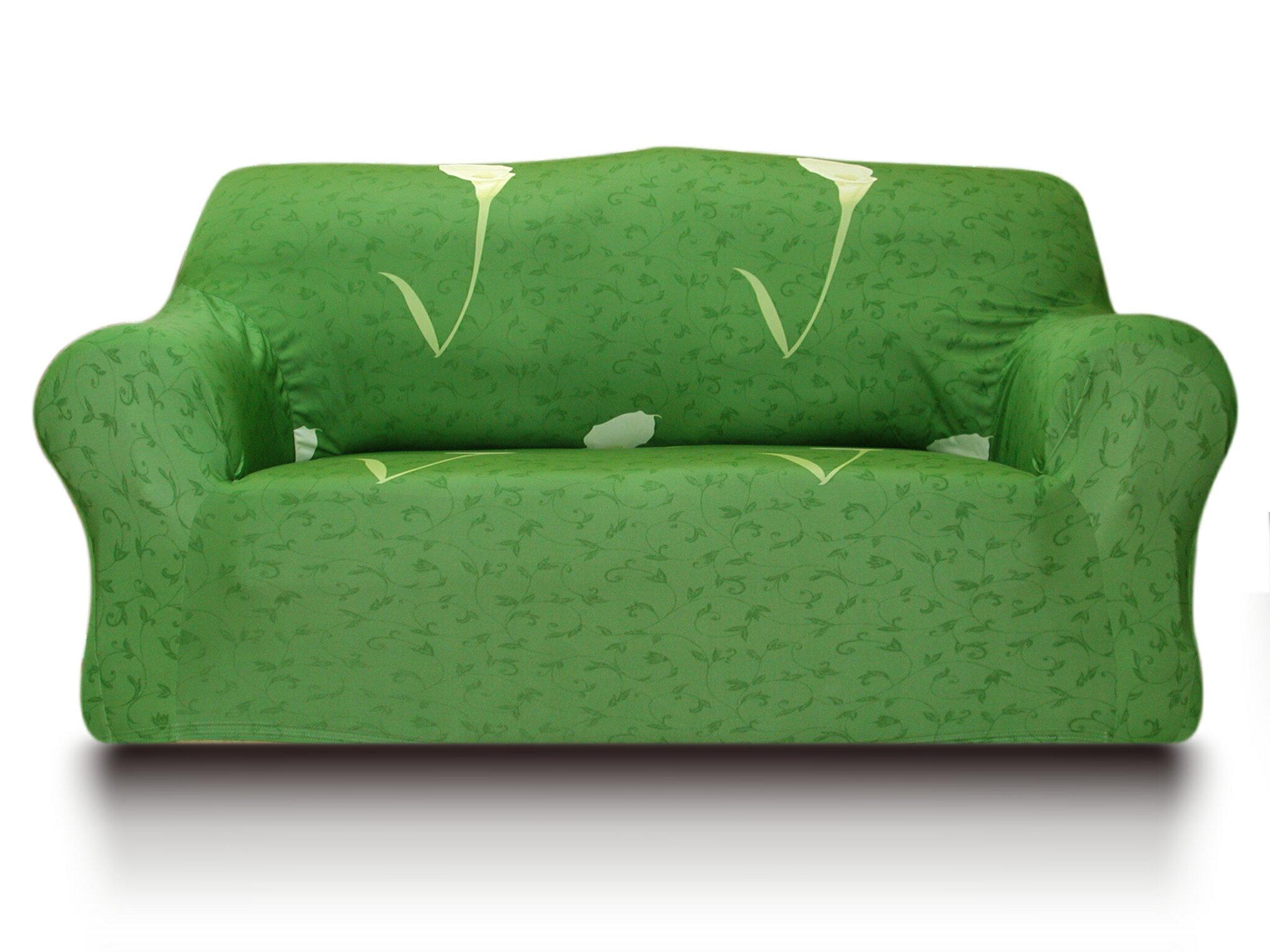 沙發罩(沙發套)/超細纖維彈性布/#303海芋