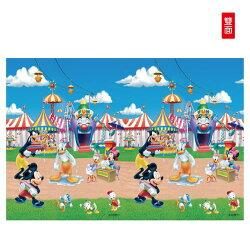 【ViVibaby】迪士尼米奇款PU遊戲安全地墊(雙面不同花色)180X130X1.2cm★衛立兒生活館★