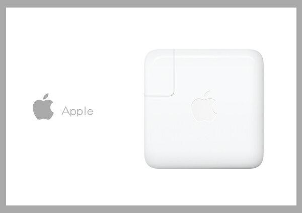 Apple61WUSB-C原廠電源轉接器(密封袋裝-台灣商檢)