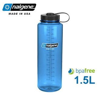 【NALGENE】 Tritan寬口水壺 1500cc (48oz) / bpafree / 不含雙酚A / 城市綠洲