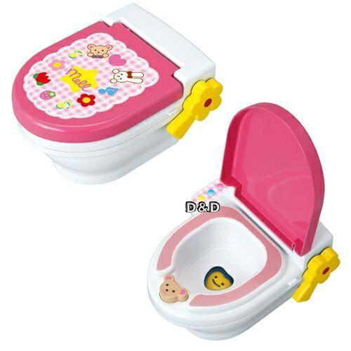 東喬精品百貨商城:《日本小美樂》小美樂配件-可愛音效馬桶