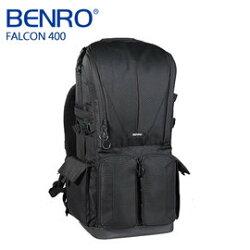 [滿3千,10%點數回饋]【BENRO百諾】FALCON 400 獵鷹系列雙肩攝影背包(打鳥專用專業大砲400mm長焦鏡頭適用)