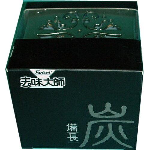 去味大師備長炭消臭劑-車用120g【愛買】