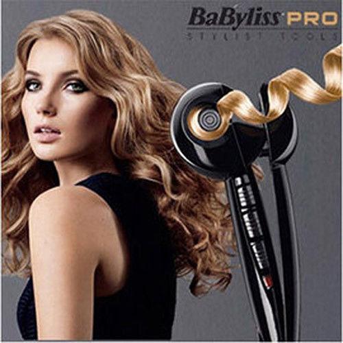 吉盛聯合:免運費BaByliss魔幻捲髮造型BAB2665W自動捲髮器
