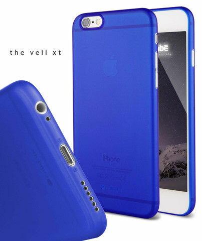 【愛瘋潮】Caudabe The Veil XT 0.35mm 超薄滿版極簡手機殼 for iPhone 6 / 6S (4.7吋) 手機殼