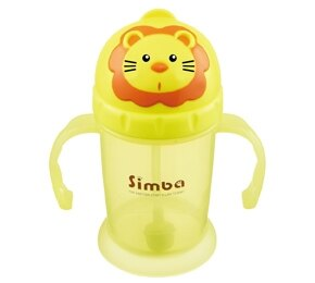 台灣【Simba 小獅王】 辛巴滑蓋樂活杯 0
