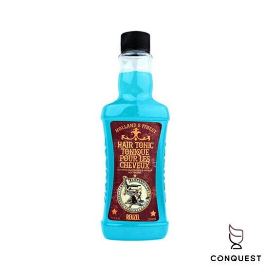 【 CONQUEST 】Reuzel Hair Tonic 頭皮養護順髮液 舒緩頭皮 自然光澤無油配方 清爽免沖洗 豬油
