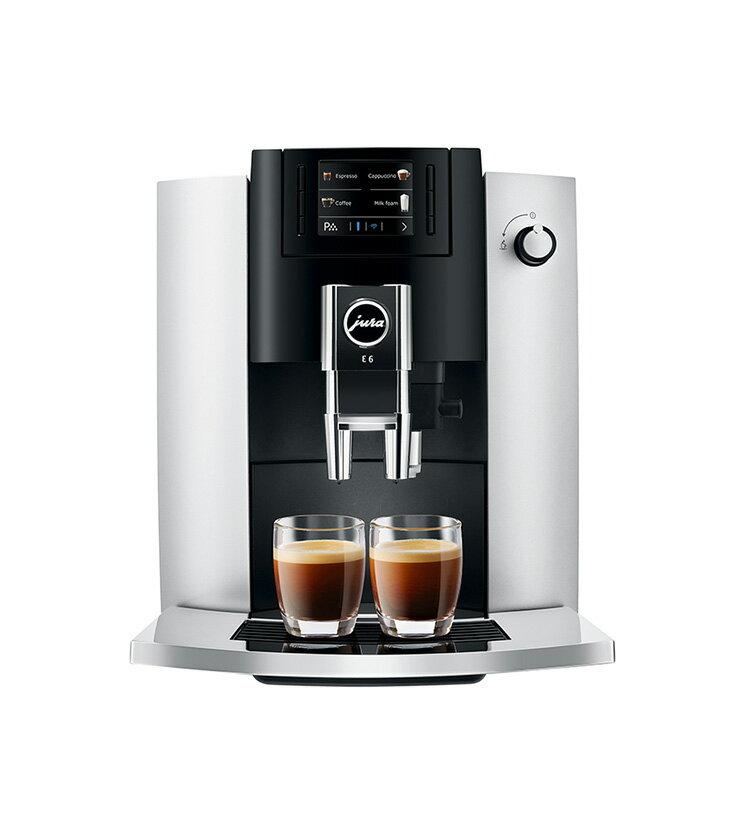 ~✬啡苑雅號✬~Jura E6新世代 脈衝精萃技術 家用全自動咖啡機 免費到府安裝服務