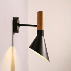 【Alice購物網】北歐現代簡約LOFT工業風美式創意個性LED(臥室 床頭燈 客廳 走道燈 壁燈)