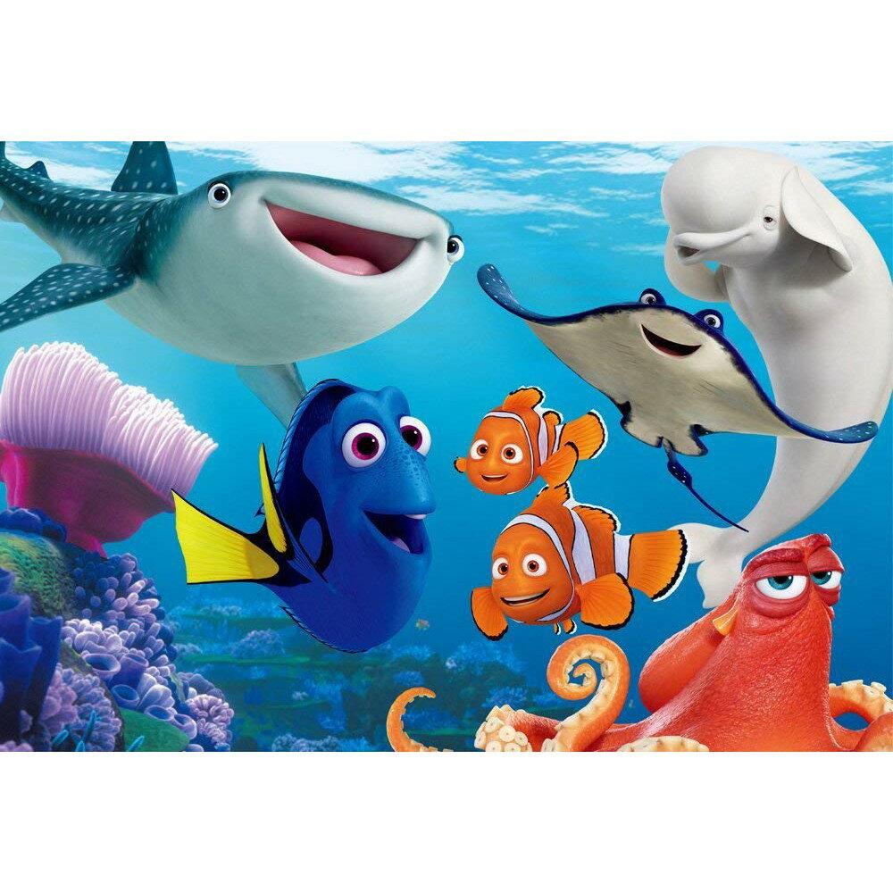 【預購】日本代購正版 96片 海底總動員 兒童拼圖 迪士尼 3826cm 拼圖【星野日本玩具】