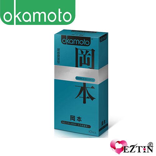 【伊莉婷】日本 OKamoto 岡本 潮感潤滑型 Super Luricative 10入 CO-74622