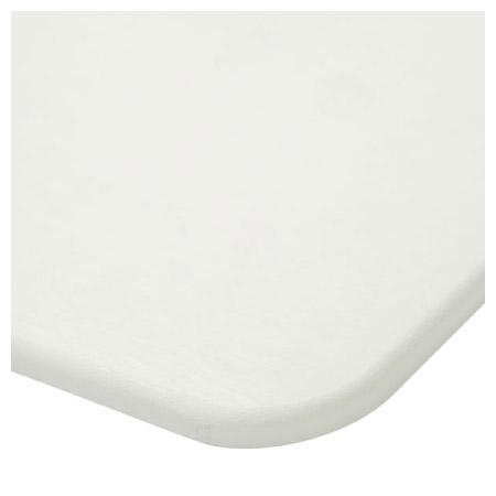 舒適快乾浴室踏墊 白色 40×55 NITORI宜得利家居 3