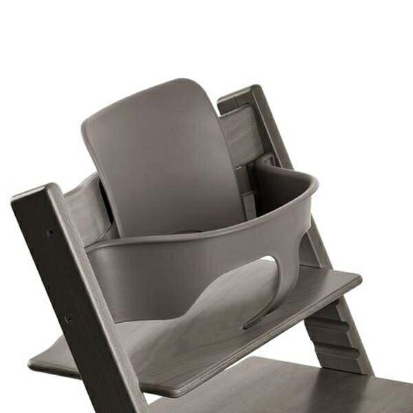 STOKKETrippTrapp®成長椅配件-嬰兒套件(復古灰)