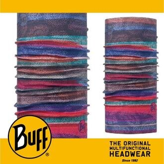 BUFF 西班牙魔術頭巾 SLIM頭巾 [調色夢幻] BF107834