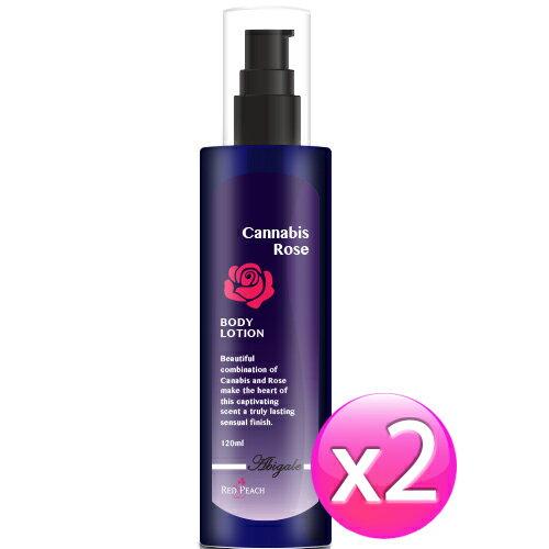 (暫缺貨)RP玫瑰香氛身體乳液X2