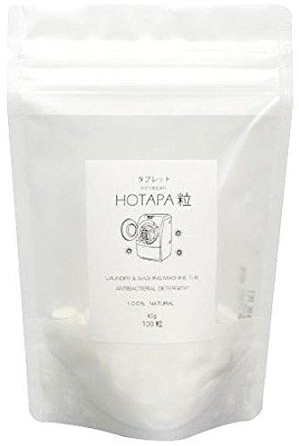 日本抗菌綜合研究所 HOTAPA 天然貝殼粉 洗衣槽抗菌清潔錠 100 / s55480。日本必買 樂天代購 (1080*0.1)。件件免運 1