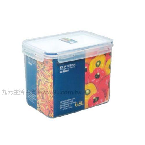 【九元生活百貨】聯府 KI-R6800 天廚長型保鮮盒 KIR6800