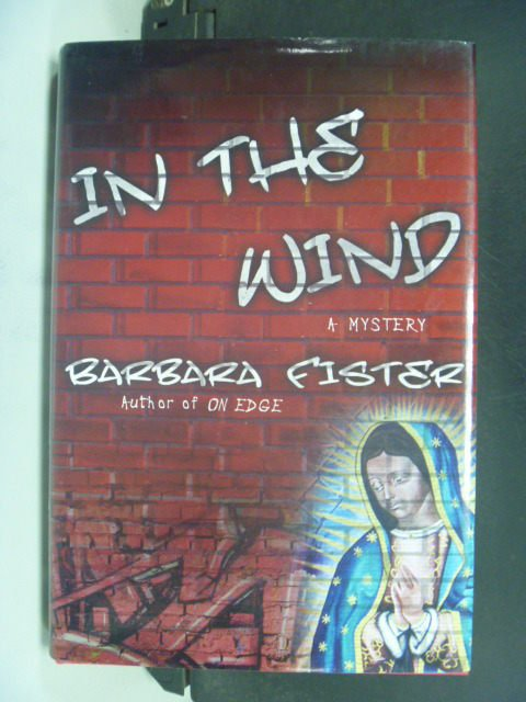 【書寶二手書T2/原文小說_JIS】In the Wind_Barbara Fister, Barbara Fister