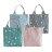 韓國飯盒 落雪束口保温包 保溫包 保溫餐袋 餐袋 便當盒 束口袋 環保提袋 帶飯包 棉麻保溫袋【H0277】 1
