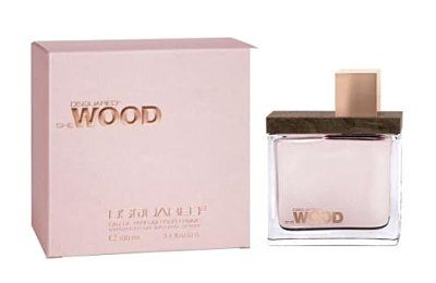香水1986☆DSQUARED2 She Wood 女性淡香精 50ml