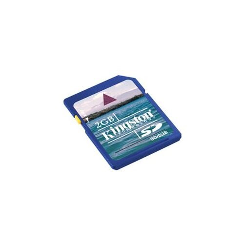 Kingston 2GB SD 2.0GB SD V1.1 Secure Digital Flash Memory Card for GPS non-SDHC