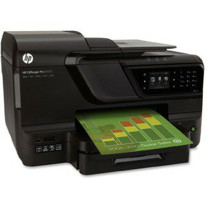 HP Officejet Pro 8600 Inkjet e-All-in-One Printer 4