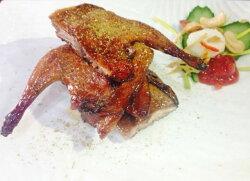 【富山農場】法國香檳鳥德式燒烤 約230克(± 10%)/包 烤肉 營養 1人份 米其林
