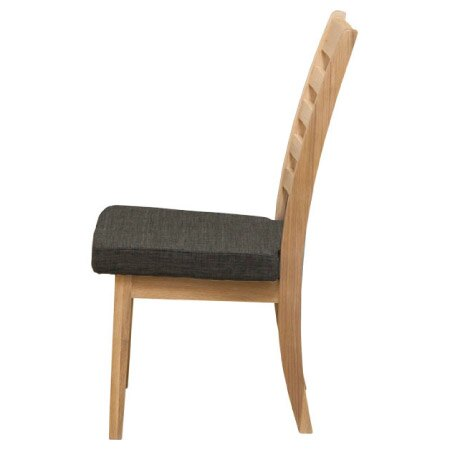◎實木餐桌椅五件組 ALAND140 白橡木 NITORI宜得利家居 8