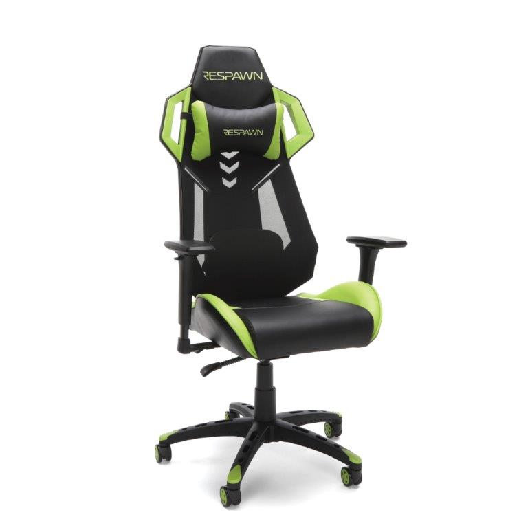 RESPAWN-200 Racing Style Gaming Chair -  Ergonomic Performance Mesh Back Chair, Office or Gaming Chair (RSP-200) 1
