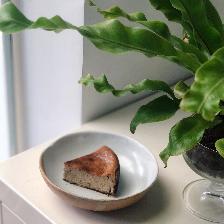 大吉嶺夏摘紅茶 巴斯克乳酪蛋糕5寸【COSMOSHIP宇宙小艇】