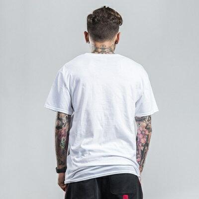 短袖T恤休閒上衣-人物頭像純色棉質男裝2色73qx57【獨家進口】【米蘭精品】 2