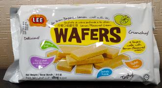 ★特價★ Lee威化餅 - 檸檬口味 ➤ 馬來西亞原裝進口