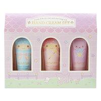 教師節禮物推薦到Sanrio 三麗鷗 雙子星 琪琪 拉拉 KIKI RARA 護手霜 三件組