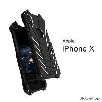 蝙蝠俠 手機殼及配件推薦到iPhone X 蝙蝠俠系列 金屬防摔手機保護殼 (RJ007) 【預購】就在dido shop推薦蝙蝠俠 手機殼及配件