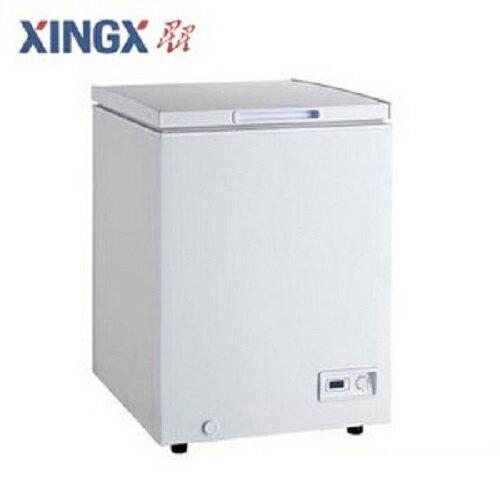 星星 XINGX 93公升上掀式冷凍冷藏櫃 XF~102JA ◆一機六用,新鮮替您守護