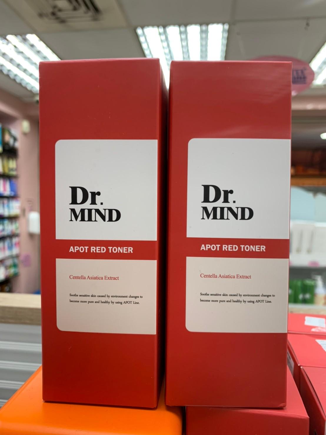 DR.MIND 舒緩化妝水 (神木水) 150ml