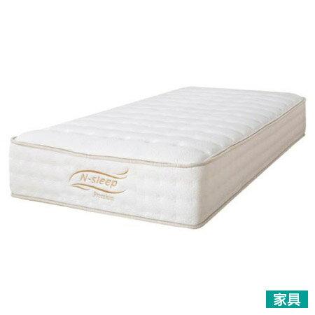 ◎柔軟舒適 雙層獨立筒床墊 N SLEEP P1-02 S TW 單人