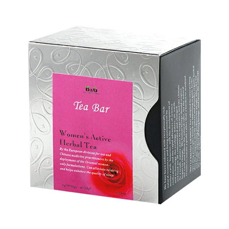 【促進新陳代謝】神奇女人花茶 10入茶包盒 (4g x10)