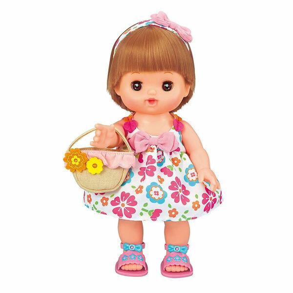 【小美樂娃娃】配件-夏日小花裝