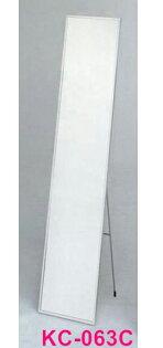 立鏡全身鏡化妝鏡落地鏡穿衣鏡鏡子《佳家生活館》冰天使10英吋鋁框立鏡KC-063C