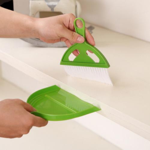 桌上型小掃把組小畚斗組大掃除除舊布新汰舊換新清潔客廳清潔