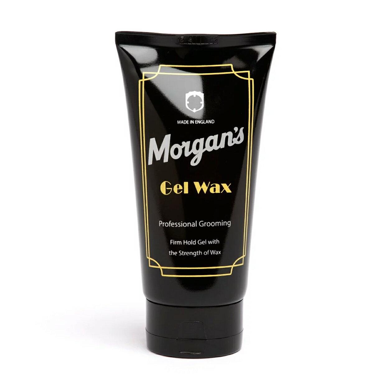 限時87折優惠➤【紳士用品專賣】英國 Morgan's Gel Wax 液態式 快速定型髮膠 / 髮油 / 髮蠟 / 髮泥
