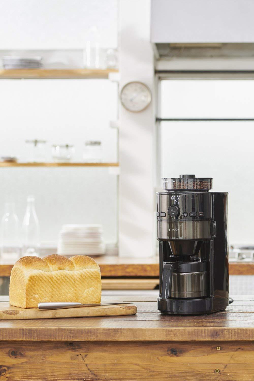 日本siroca 全自動研磨保溫咖啡機 / SC-C121。日本必買 日本樂天代購(24710*5.9)。件件免運 2