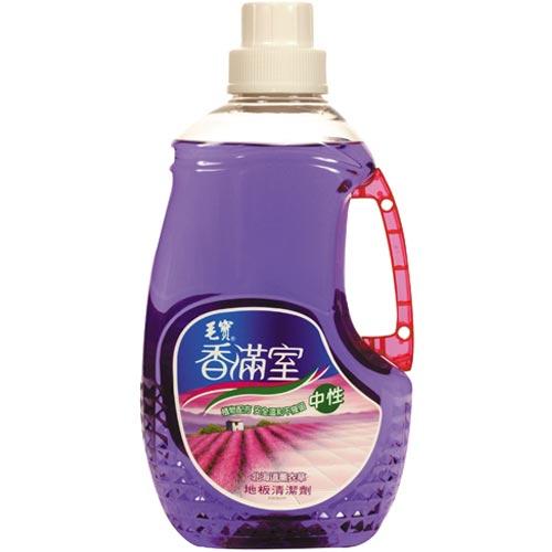 毛寶 中性地板清潔劑 北海道薰衣草 2000g